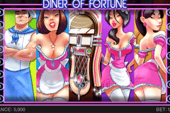 diner of fortune spinomenal