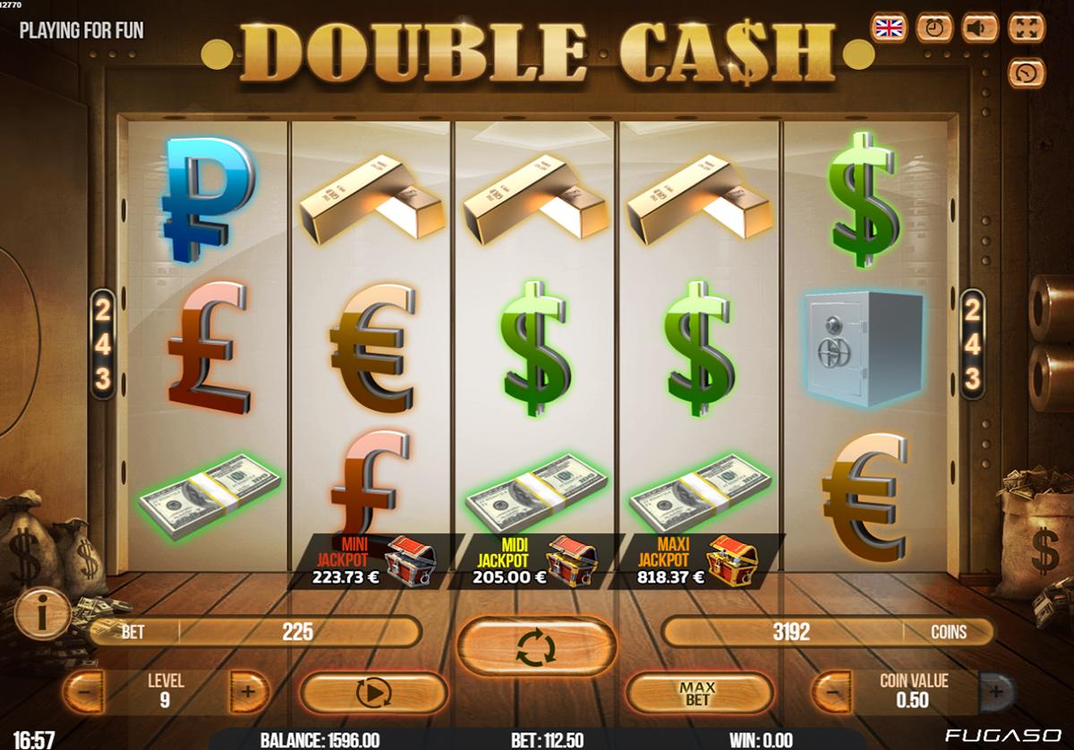 double cash fugaso