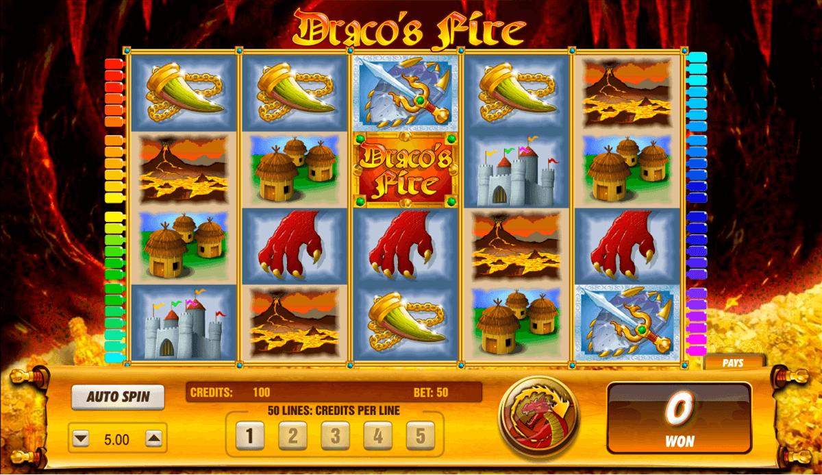 dracos fire amaya