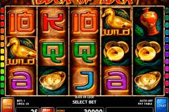 duck of luck casino technology