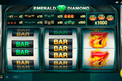 emerald diamond red tiger