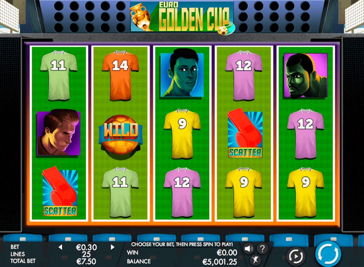 euro golden cup genesis