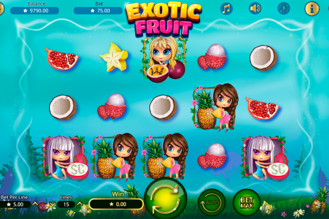 eotic fruit booming games