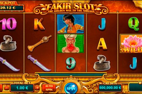 fakir slot gaming