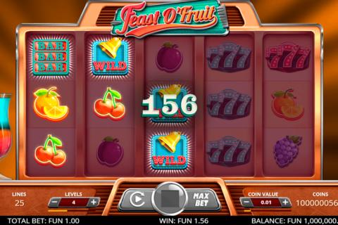 feast o fruit leap gaming