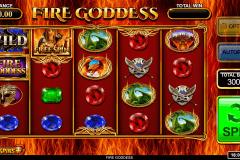 fire goddess inspired gaming