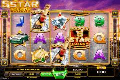 five star luury gameart