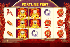 fortune fest red tiger