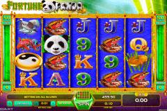 fortune panda gameart