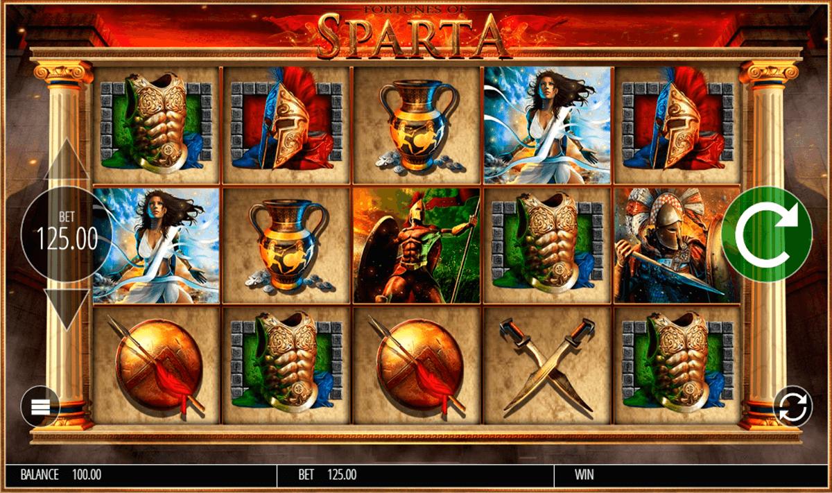 fortunes of sparta blueprint