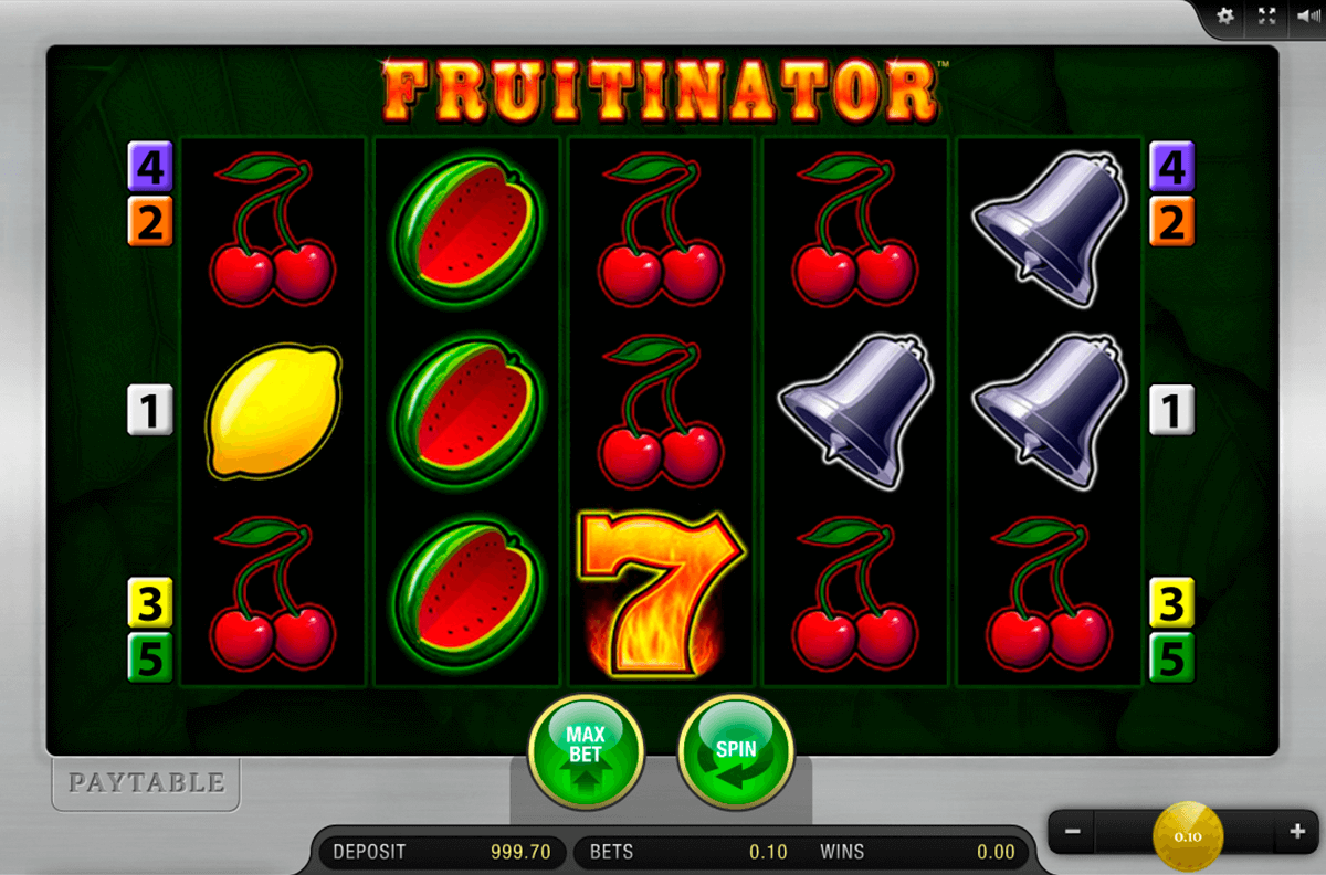 fruitinator merkur