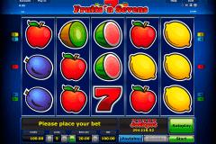 fruitsn sevens novomatic