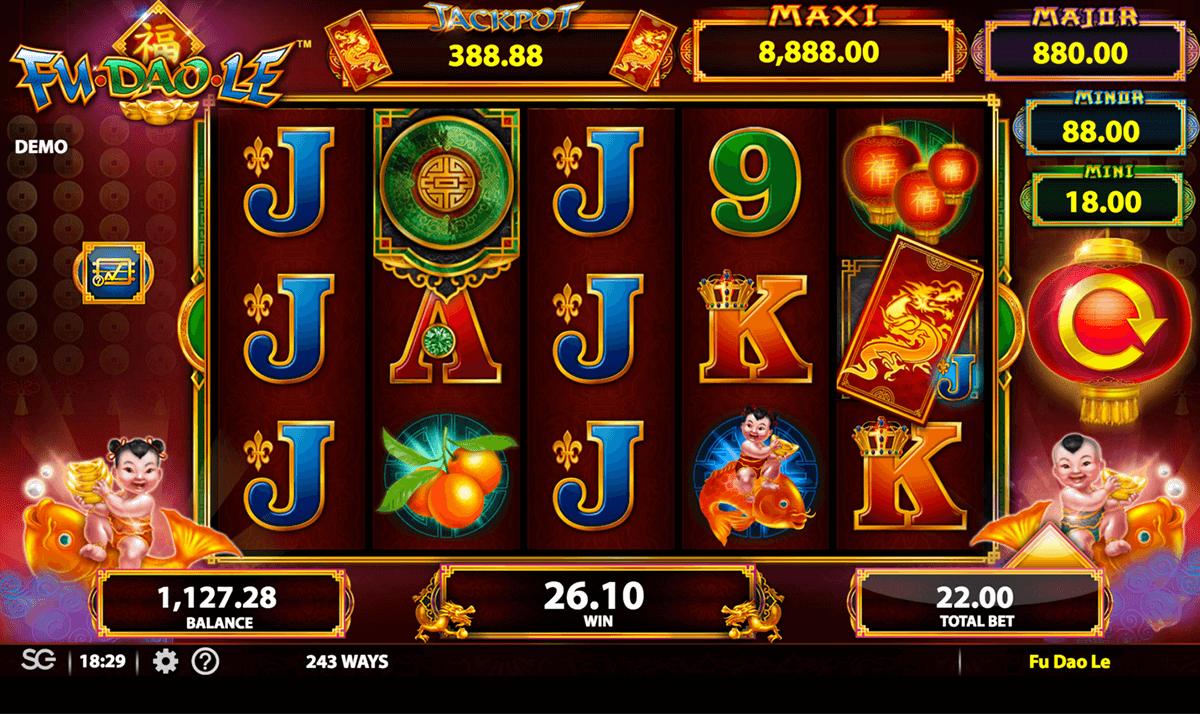 Fu Dao Le Spelautomat | Bally Casino Slot | Spela Gratis