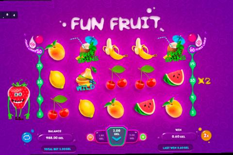 fun fruit online smartsoft gaming