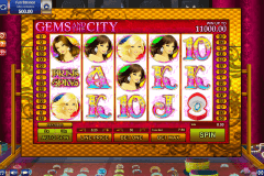 gems and the city gamesos