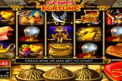 genies fortune betsoft