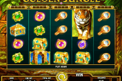 golden jungle igt