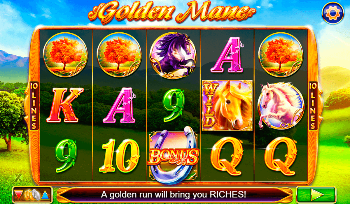 golden mane netgen gaming