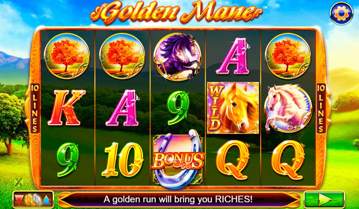 golden mane netgen gaming