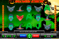 halloween horrors gaming