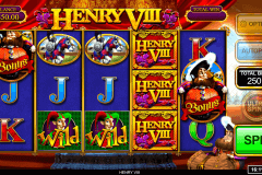 henry viii inspired gaming