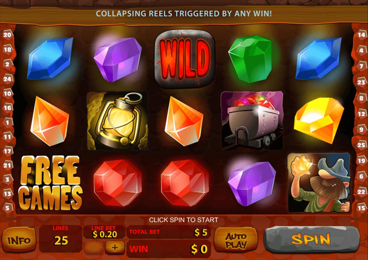 Prophecy slot machine