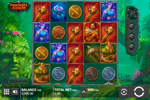 immortal guild push gaming