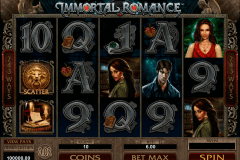 immortal romance microgaming