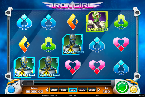 iron girl playn go