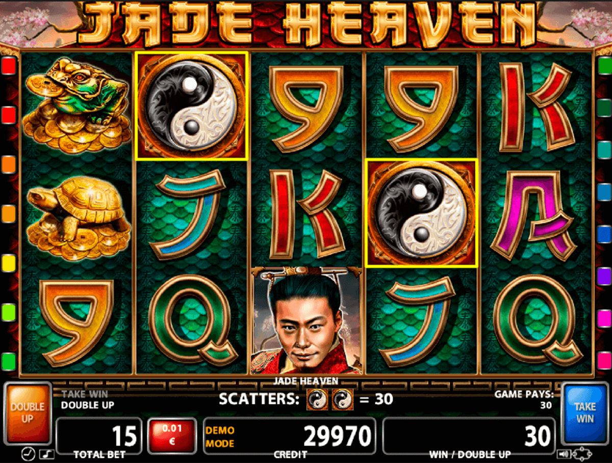 jade heaven casino technology