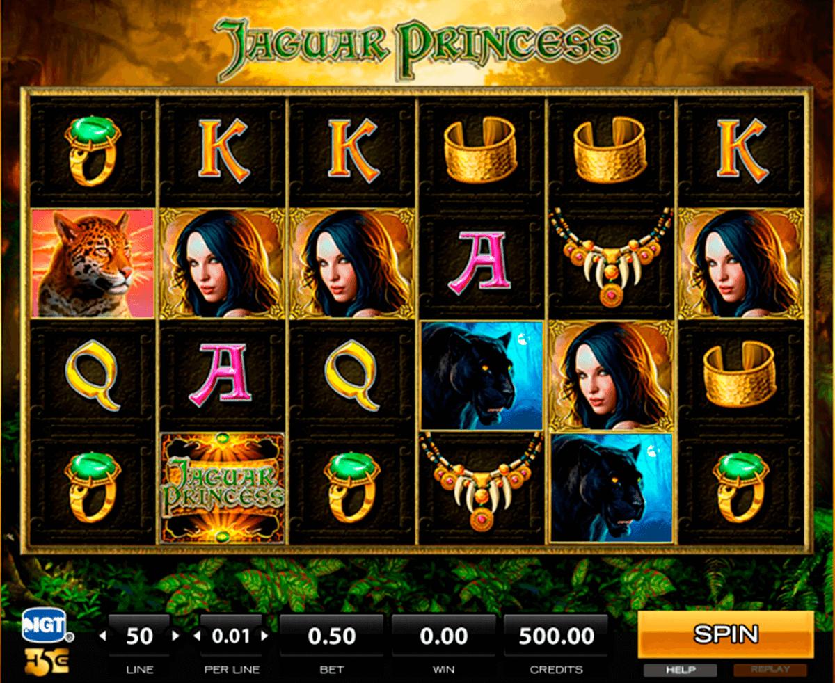 jaguar princess high5