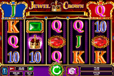 jewel in the crown barcrest