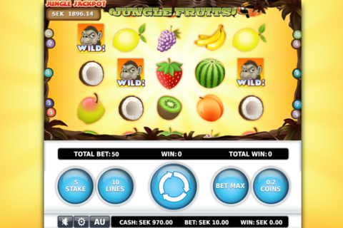 jungle fruits omi gaming