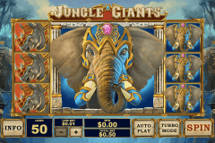 jungle giants playtech