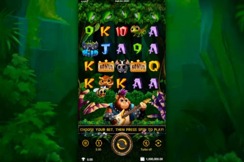 jungle jam radi games