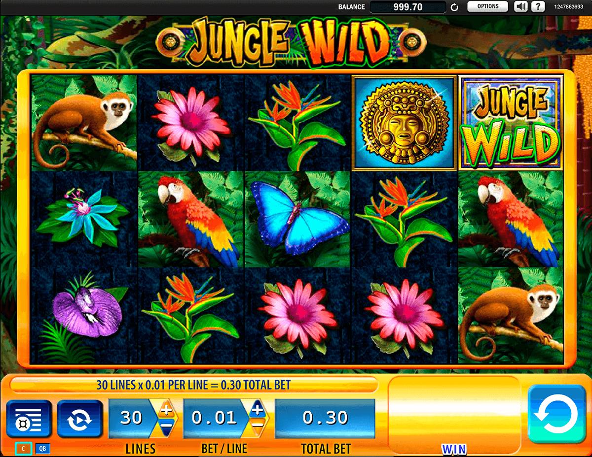 jungle wild wms