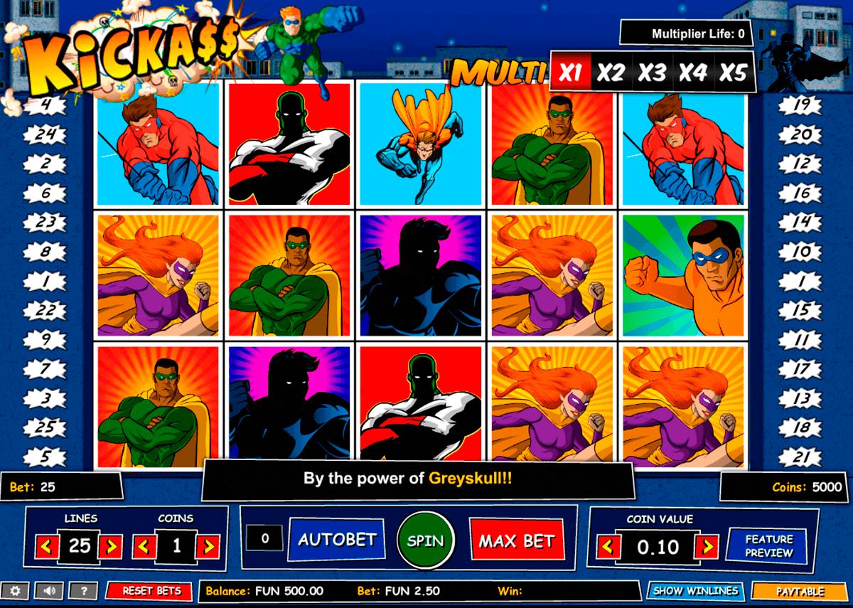 kick ass gaming