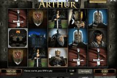 king arthur tom horn