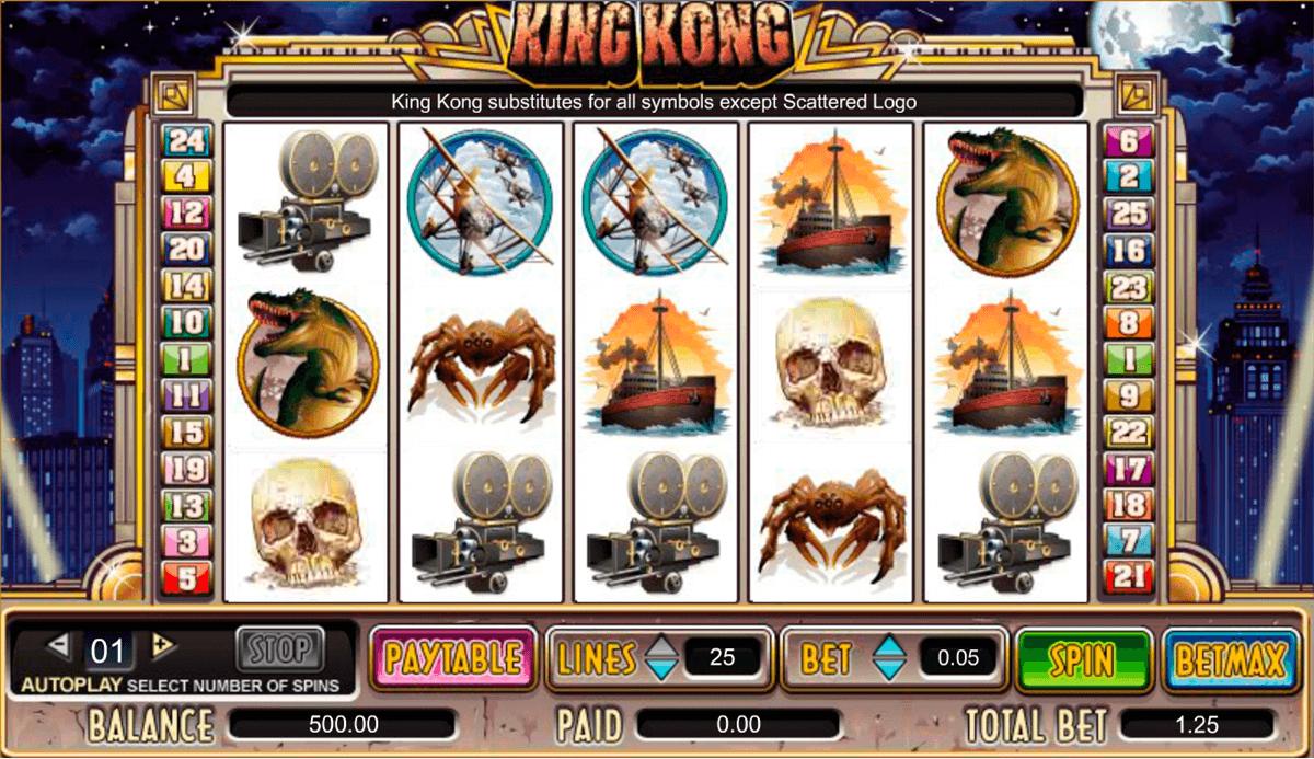 king kong amaya