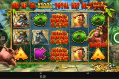 king kong cash blueprint