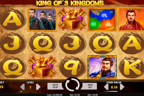 king of  kingdoms netent