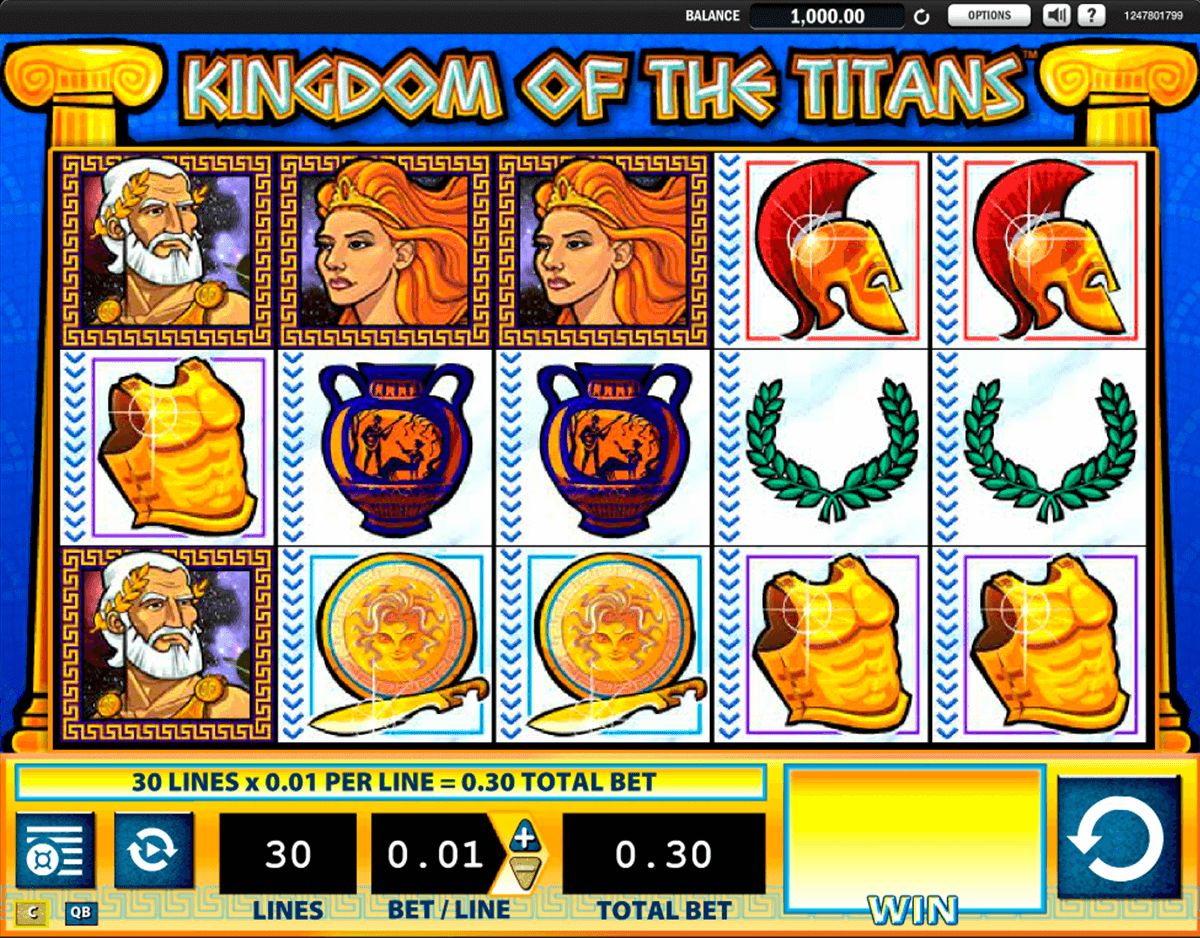 kingdom of the titans wms