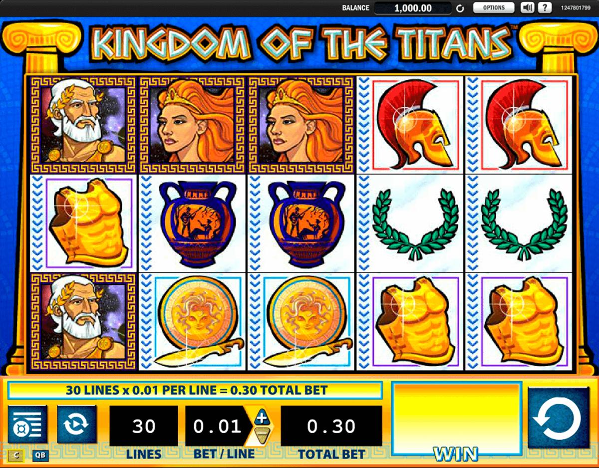 kingdom of the titans wms