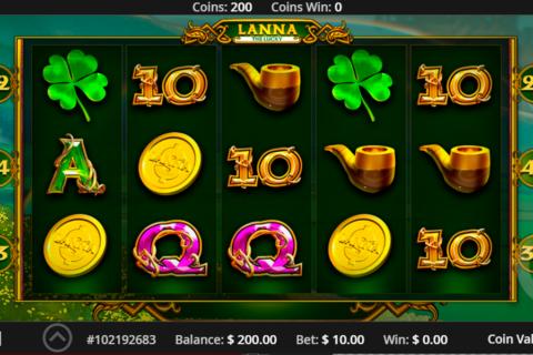 lanna the lucky concept gaming