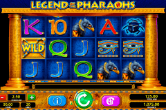 legend of the pharaohs barcrest