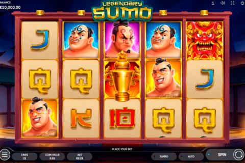 legendary sumo endorphina