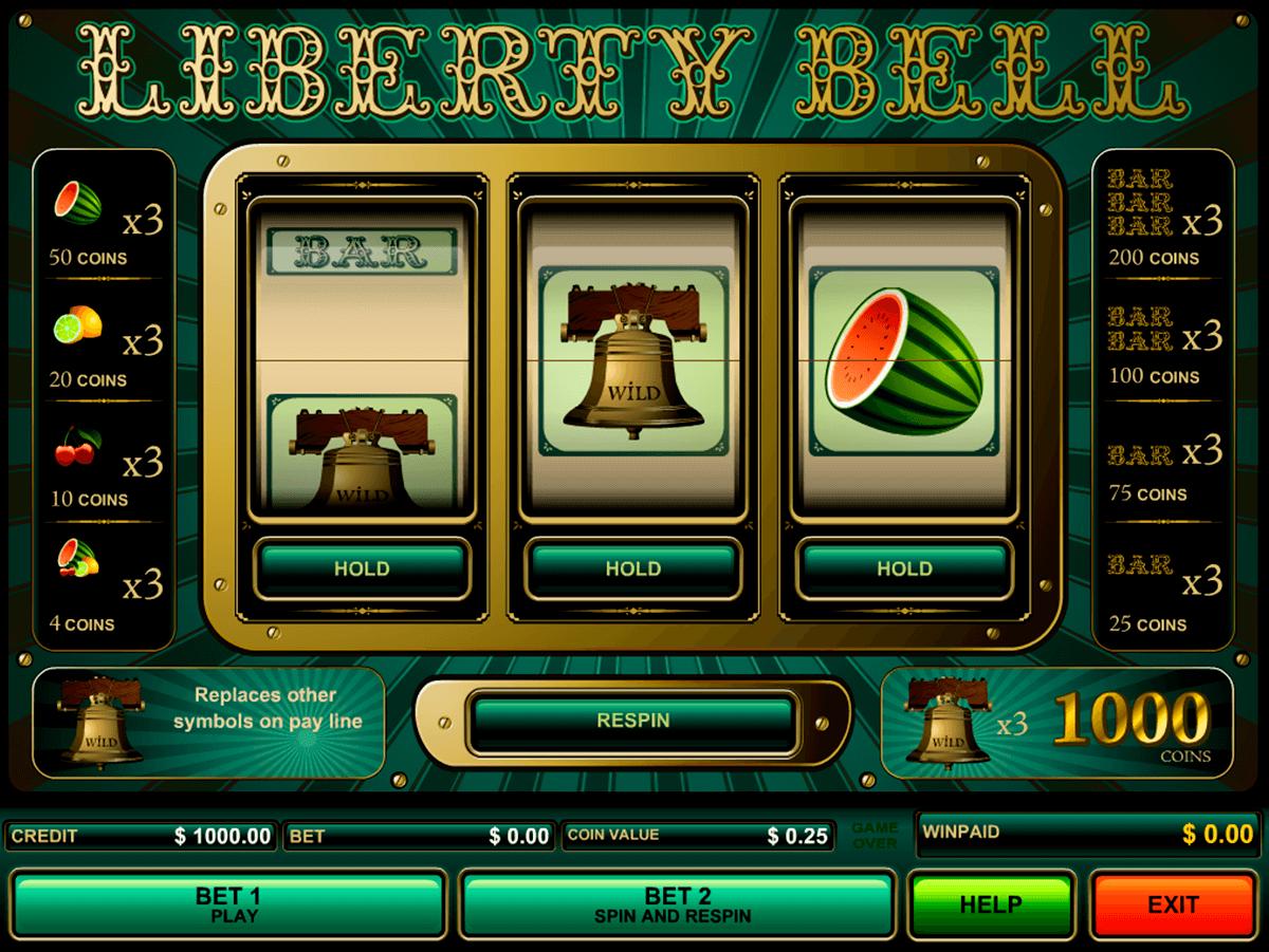 liberty bell b3w