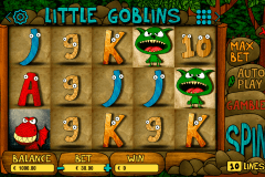 little goblins booming games