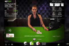 live common draw blackjack netent
