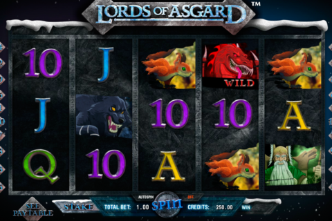 lords of asgards gaming